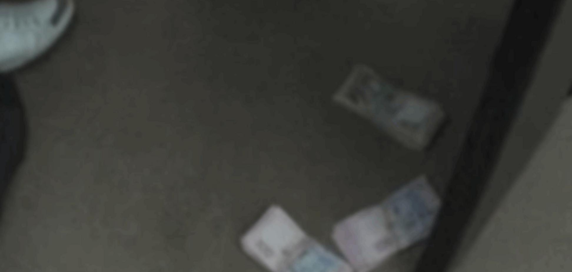 Чтоб не было сомнений: Геращенко обнародовал видео, как Мельник 'выбрасывает' взятку