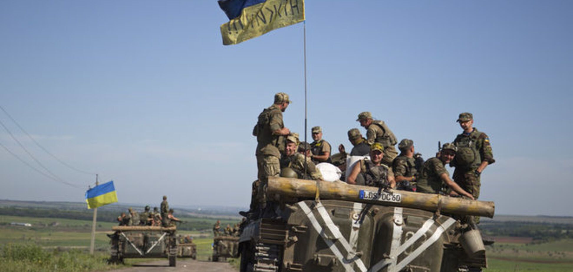 На протяжении суток бойцы АТО два раза отбили атаки диверсантов