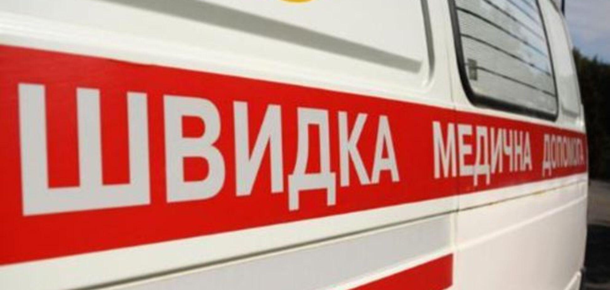 В Киеве подросток получил ожоги, когда гулял под мостом