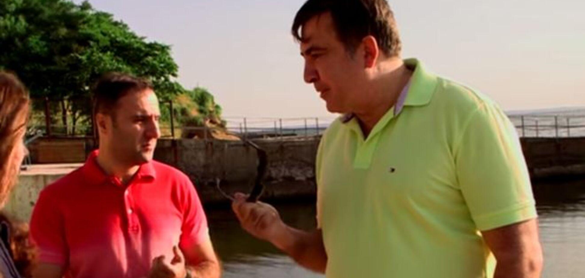 Саакашвили решил вернуть одесситам все закрытые пляжи