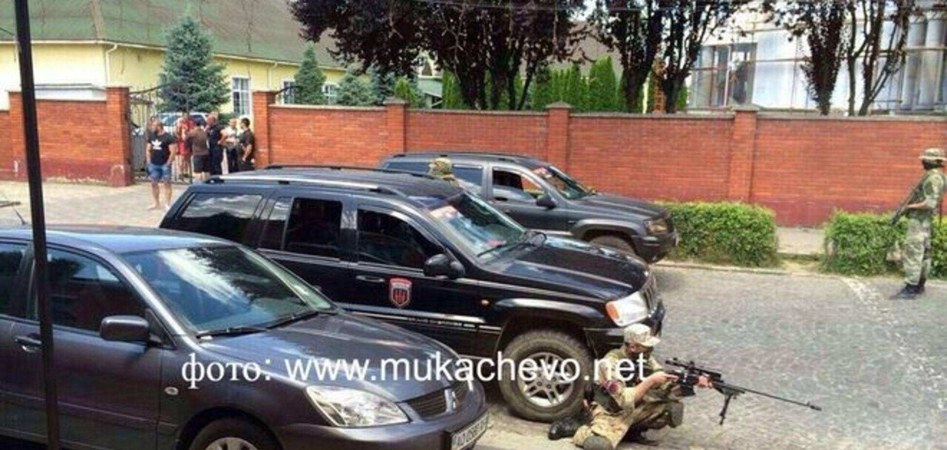 Джерело: стрілянина в Мукачеві - розбірки між Балогою і Ланьо