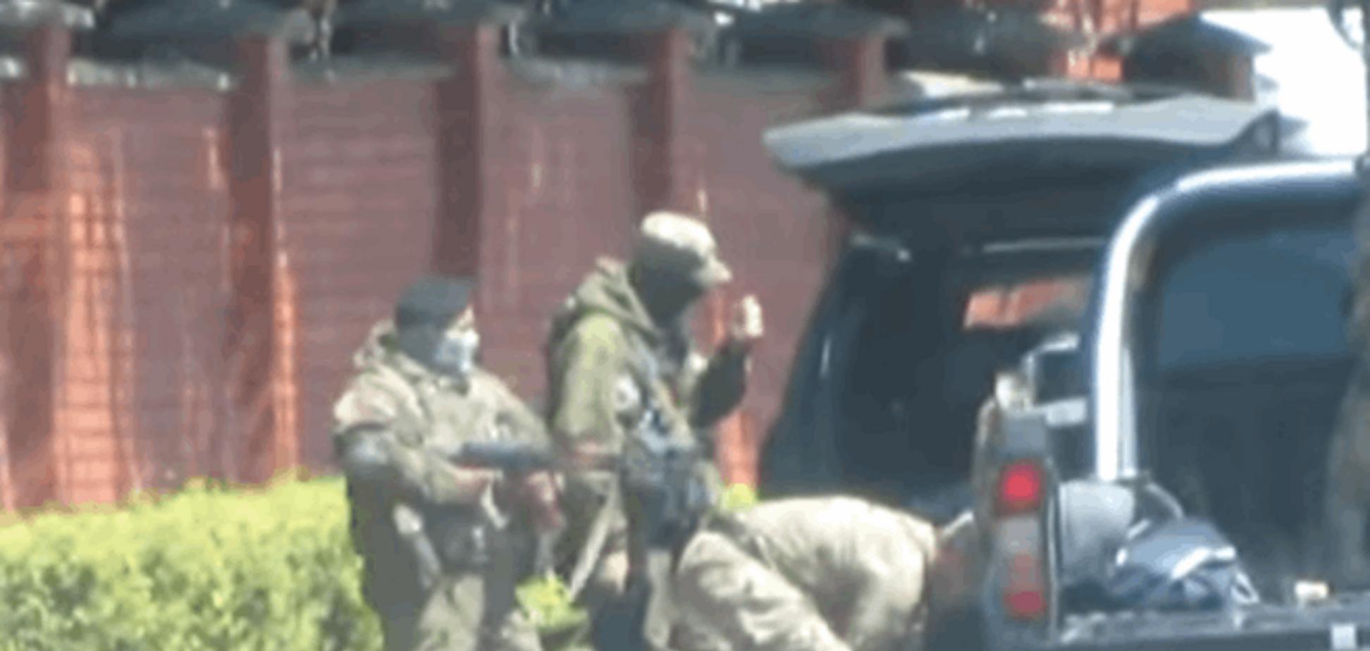 Бойцы 'ПС' первыми начали стрельбу, убив гражданское лицо - МВД