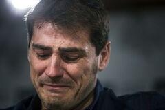 Легенда 'Реала' не стримав сліз, прощаючись з клубом: зворушливі фото