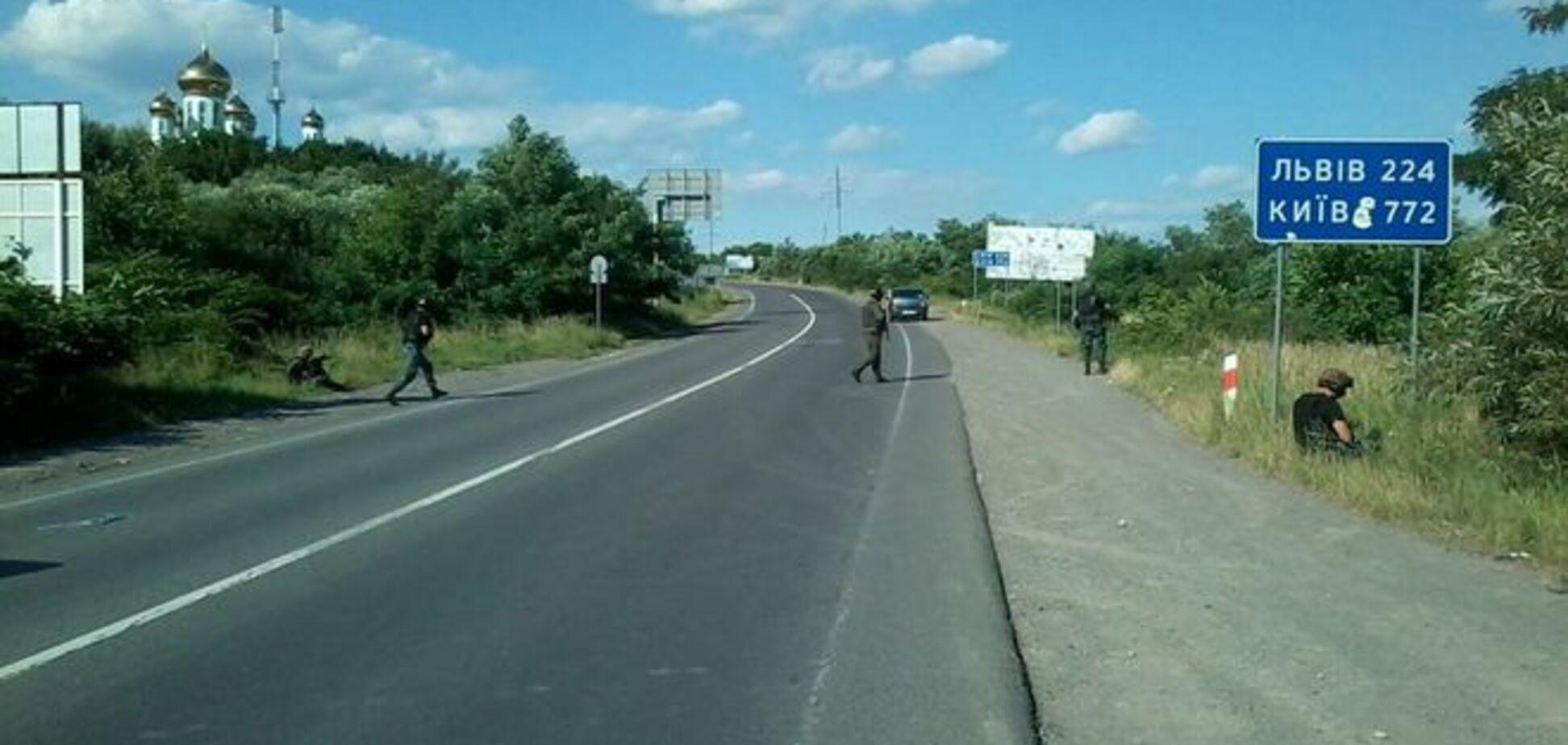 Возле Мукачево нашли мертвого бойца 'Правого сектора' - СМИ