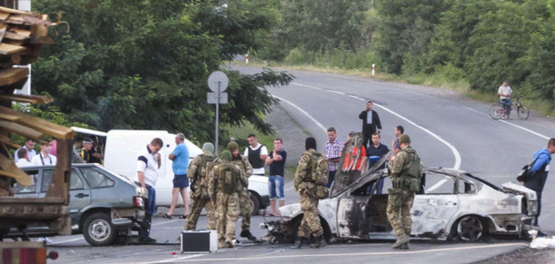 До контрабанди причетні всі сторони конфлікту в Мукачево - Найєм