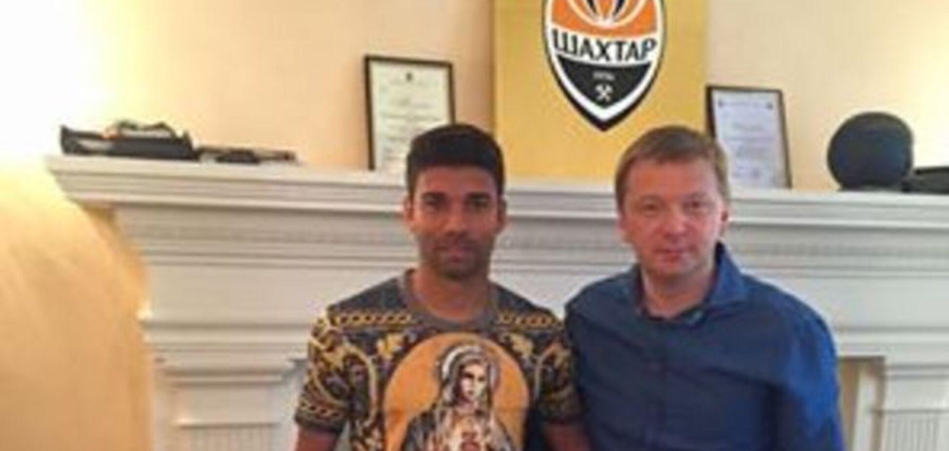 'З поверненням, Дуду!' 'Шахтар' підписав хорватського голеадора