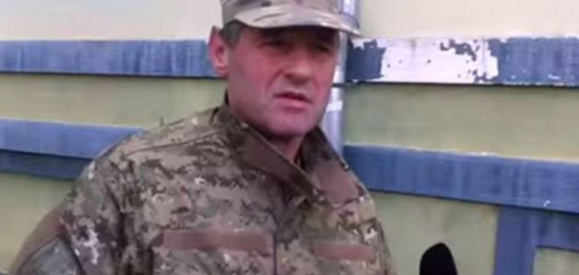 Двох поранених бійців 'Правого сектора' доставили у лікарню - СБУ