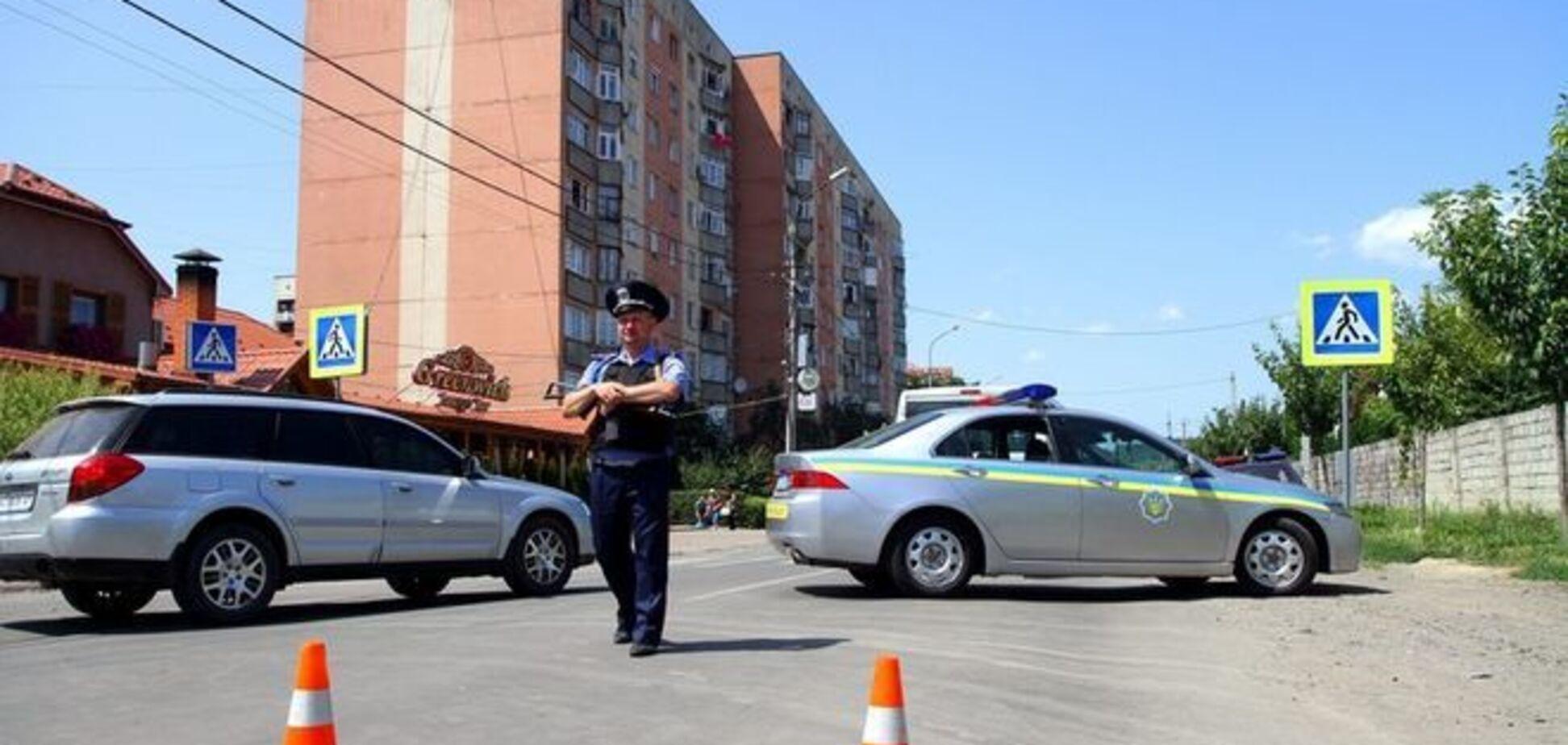 Під Мукачево заблоковано до семи бійців 'Правого сектора' - нардеп