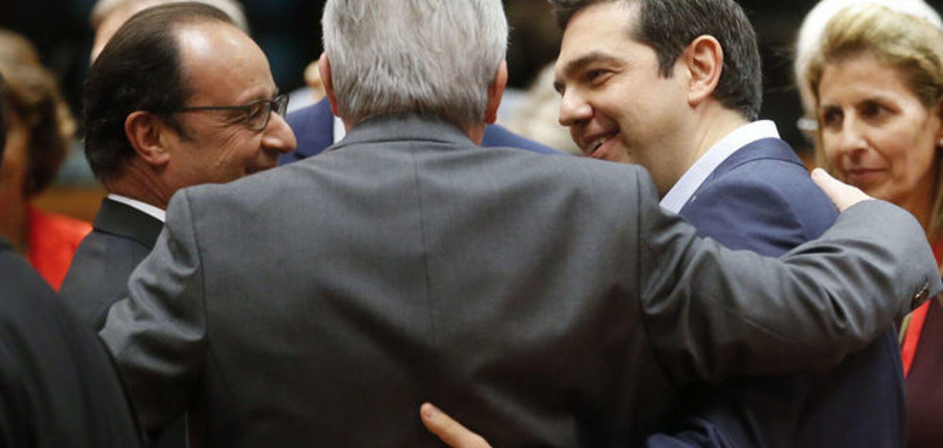 Греция договорилась с кредиторами: Европа дает Афинам последний шанс