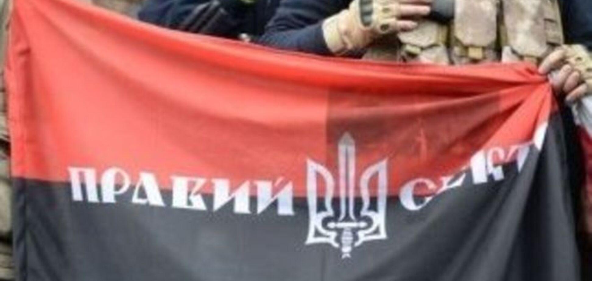 Під Мукачевим бійців 'Правого сектора', які здалися, прооперували
