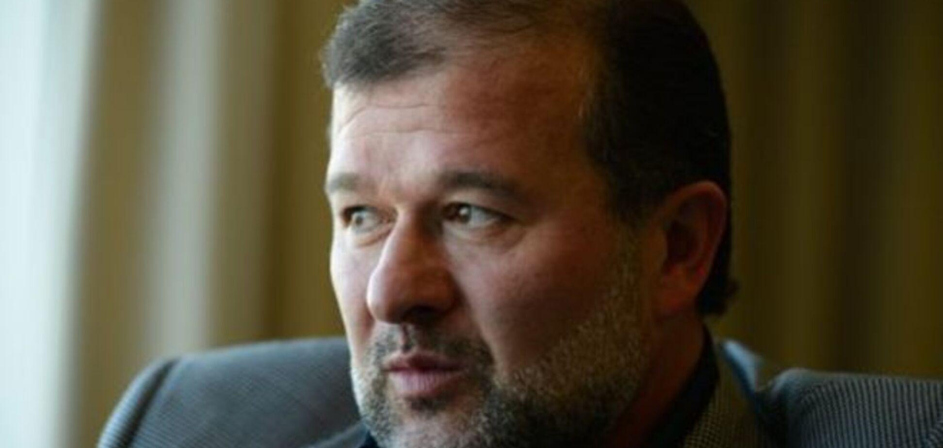 Балога признался, что знал о предстоящей 'бойне' в Мукачево и уехал из города