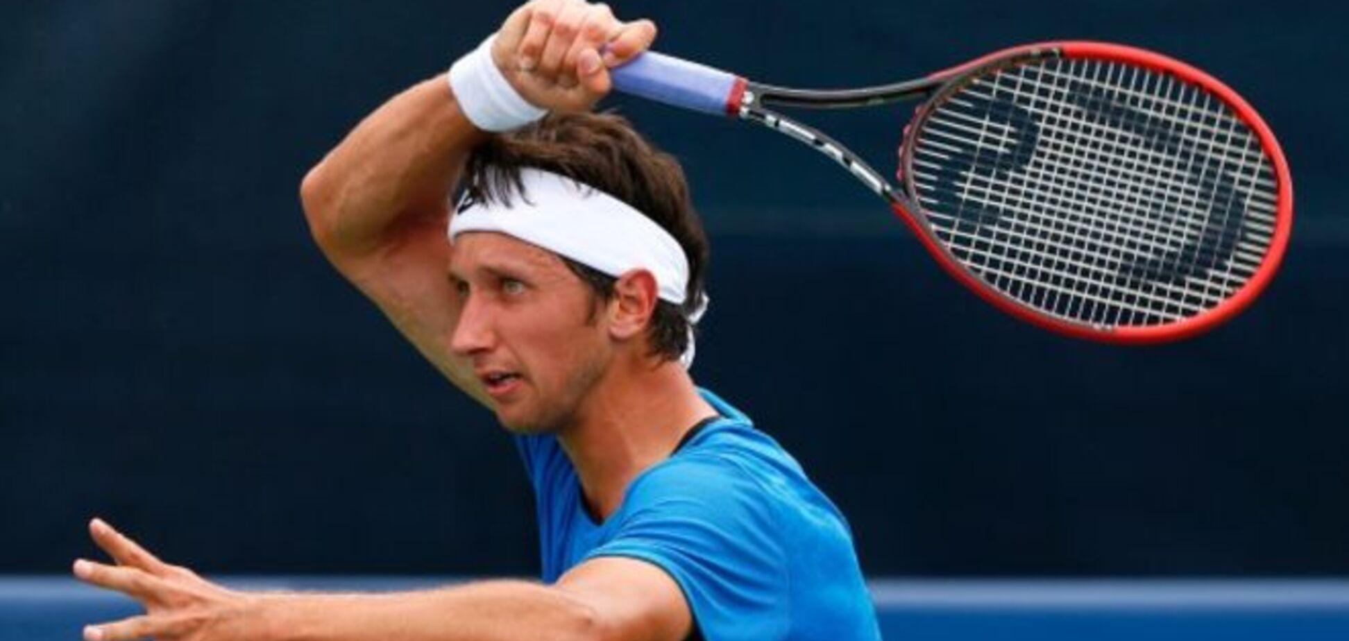 Знаменитый теннисист осудил 'Правый сектор' за стрельбу в Мукачево
