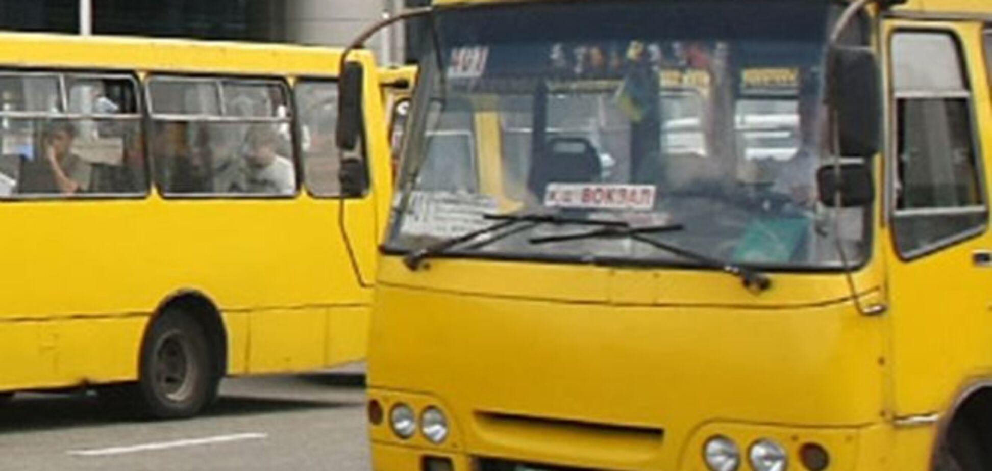 Київські маршрутки: що буде з цінами на проїзд
