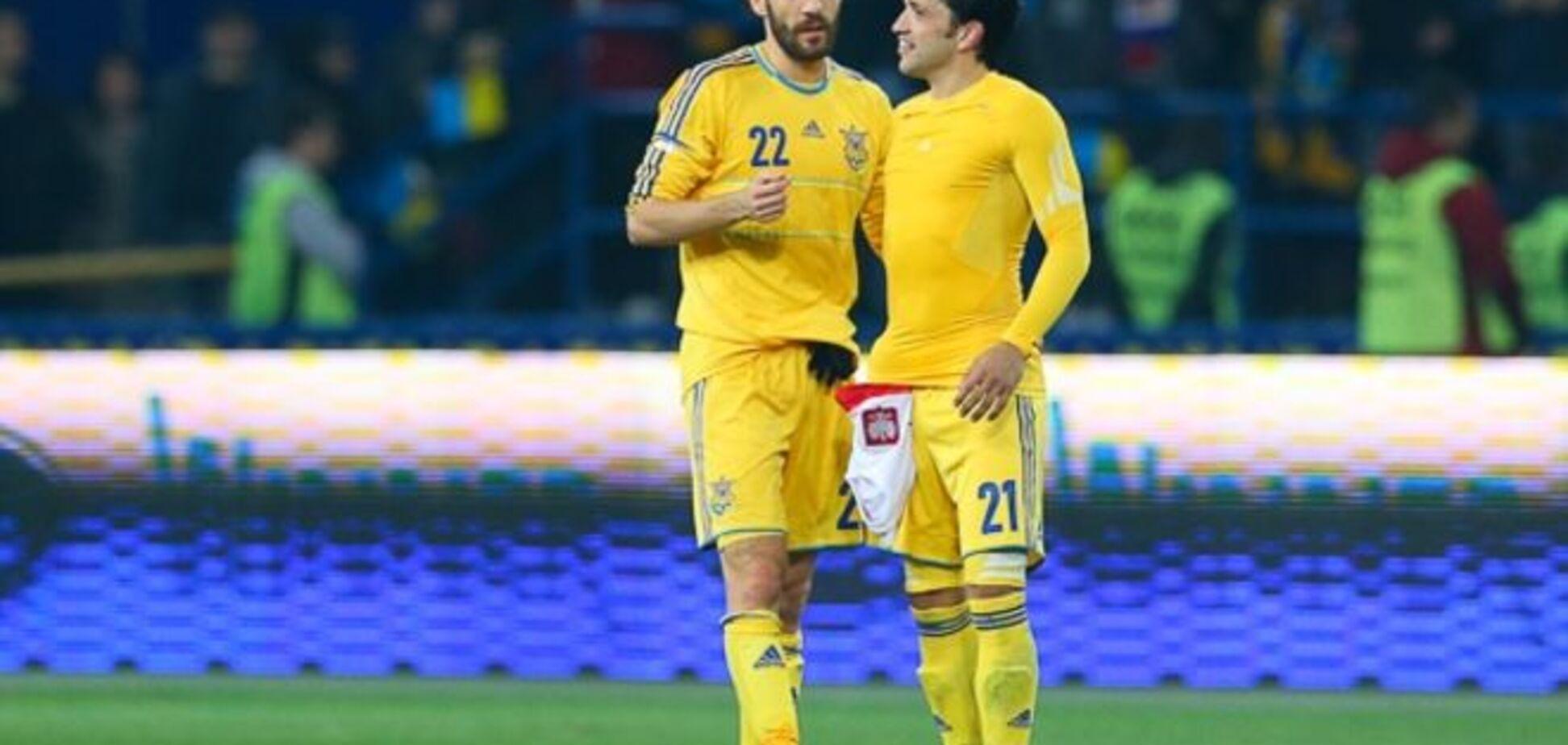 Любительский клуб готовит трансфер футболиста сборной Украины