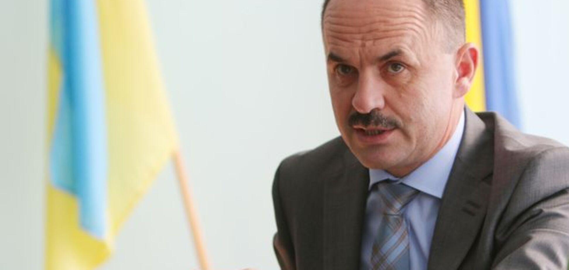Губернатор Закарпаття зробив заяву щодо введення в області надзвичайного стану