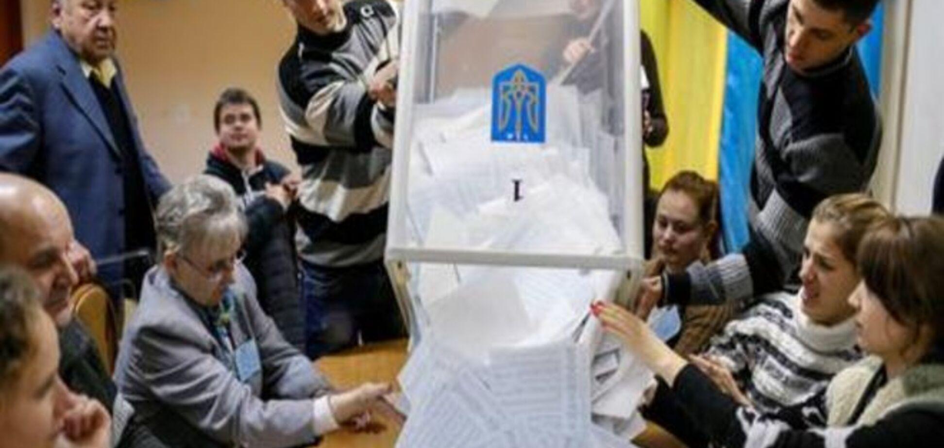 Эксперты критикуют закон о местных выборах на Украине