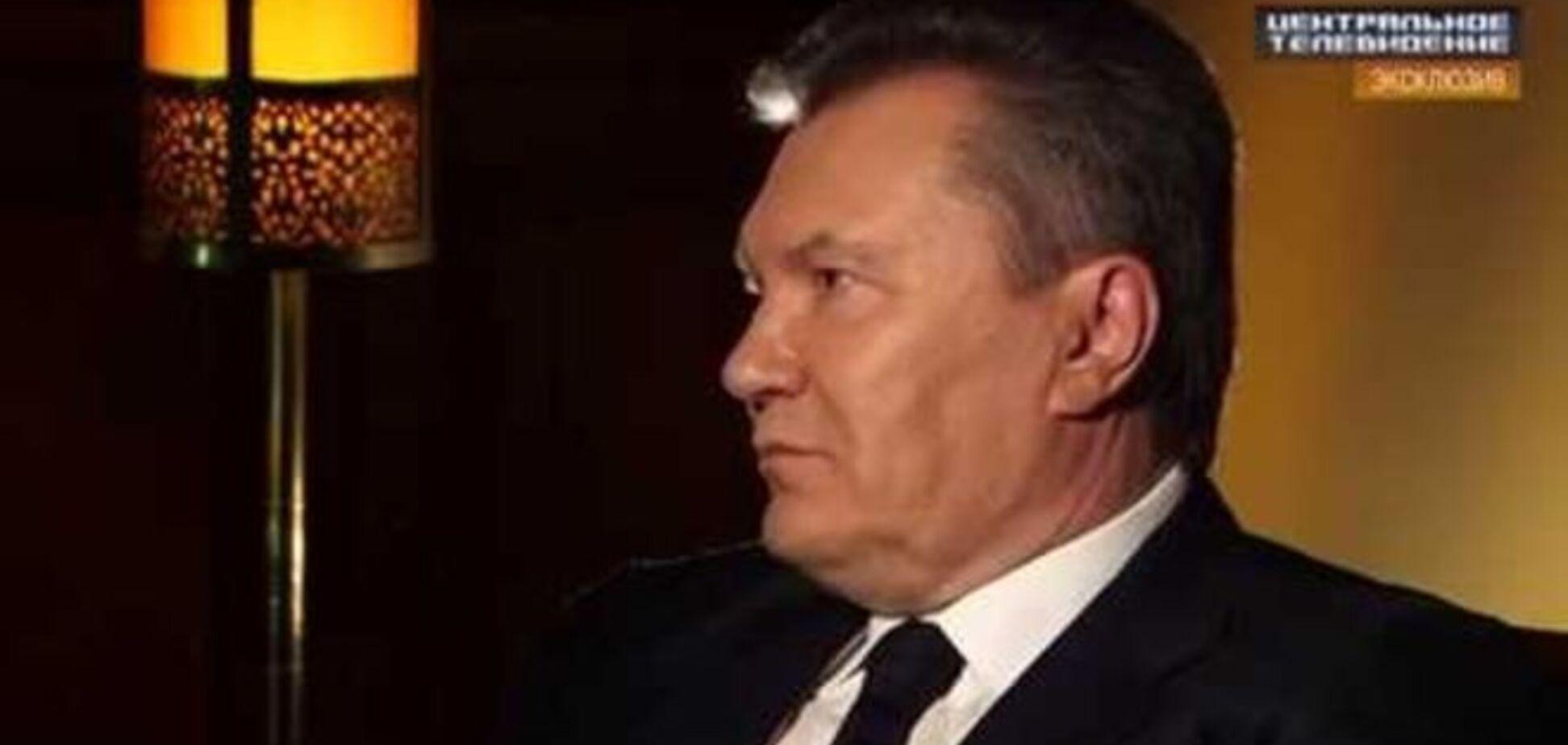 Окара: для Росії Янукович навіть не валіза без ручки, це мотлох