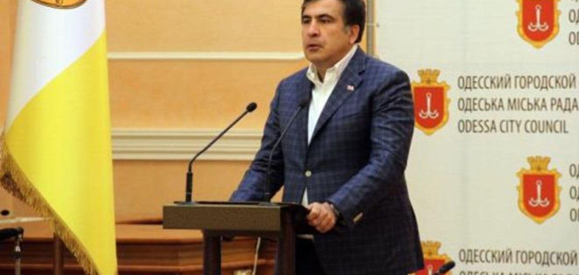 Саакашвілі запевнив, що не відмовиться від губернаторства заради посади в Кабміні