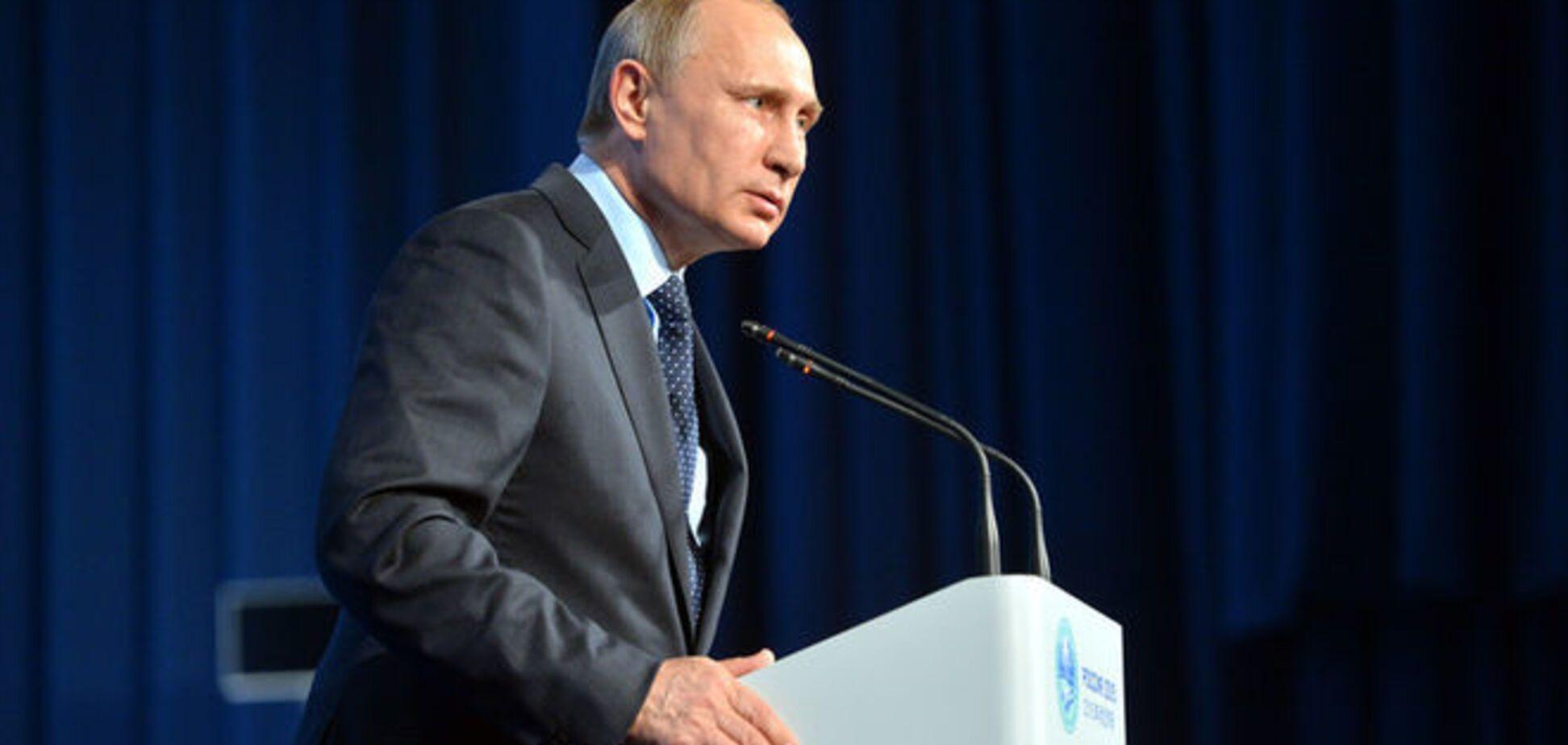 Путін змінив акценти у війні з Україною - Бадрак