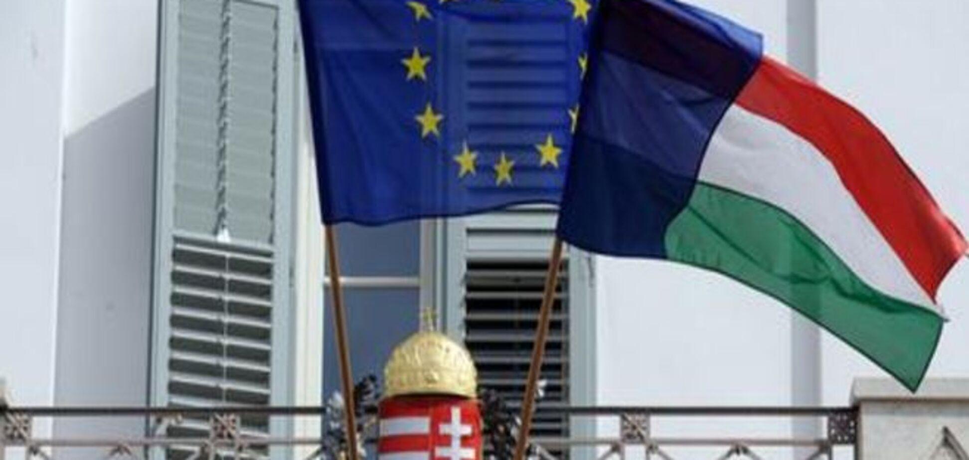 МЗС Угорщини стежить за розвитком подій навколо Мукачевого