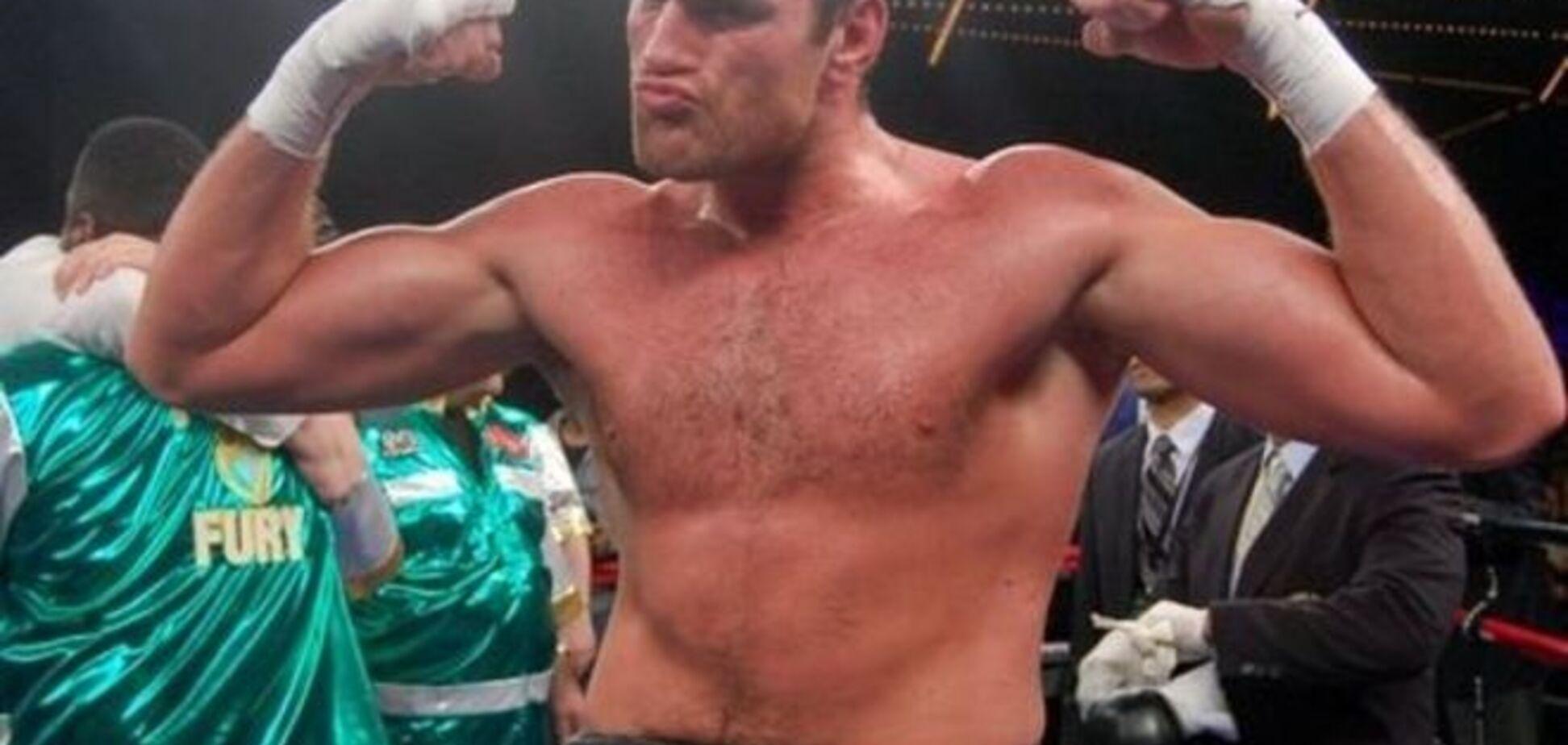 Тайсон придумал себе наказание в случае поражения от Кличко