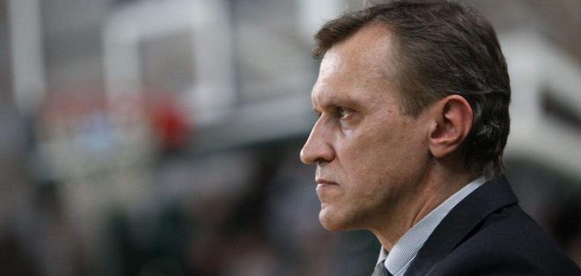 Один з кращих тренерів України очолив російський клуб