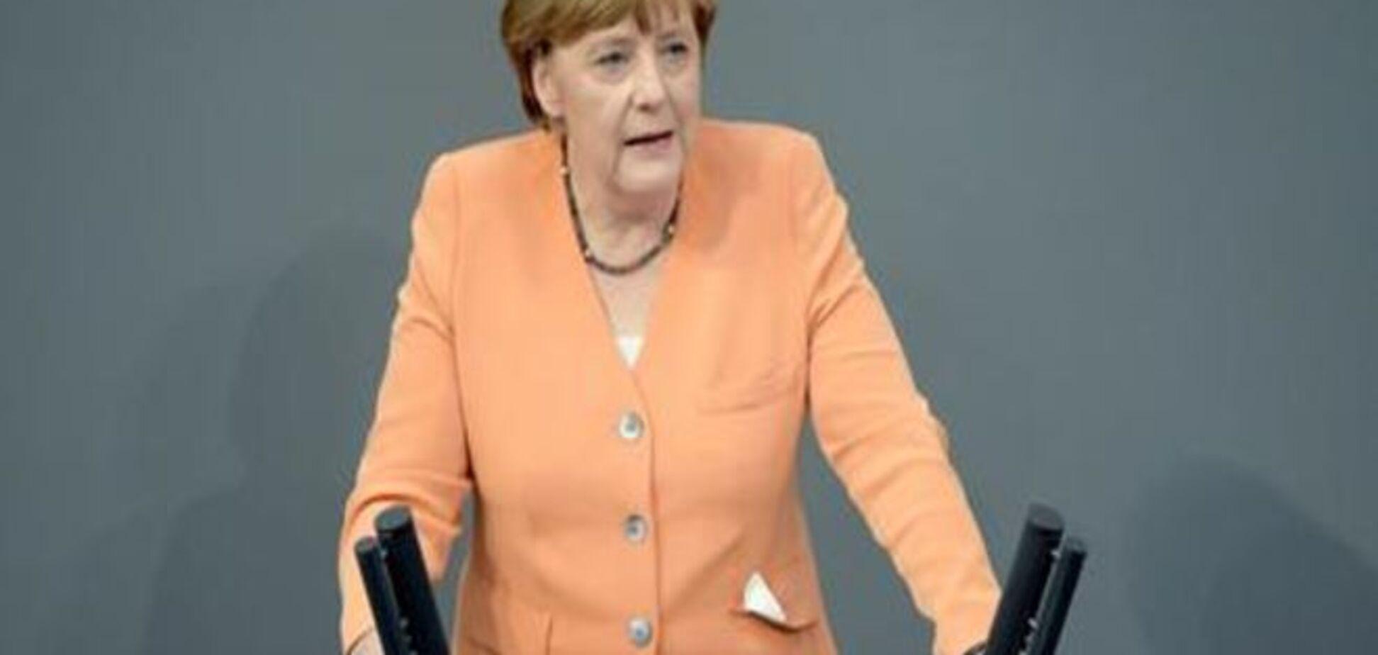 Меркель привітала домовленість щодо атомної програми Ірану