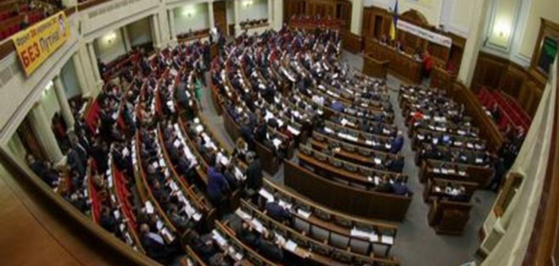 Рада прийняла закон 'Про місцеві вибори': Мерів великих міст обиратимуть у два тури