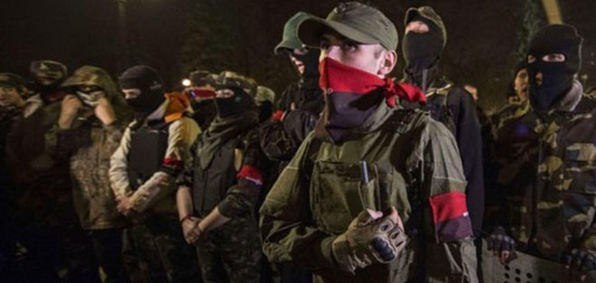 'Правий сектор' пообіцяв після Мукачево зайнятися Квіташвілі