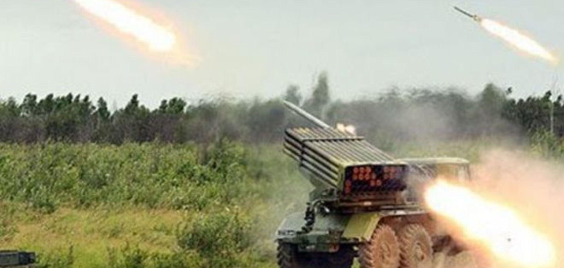 Террористы 50 раз обстреляли позиции сил АТО на Донбассе