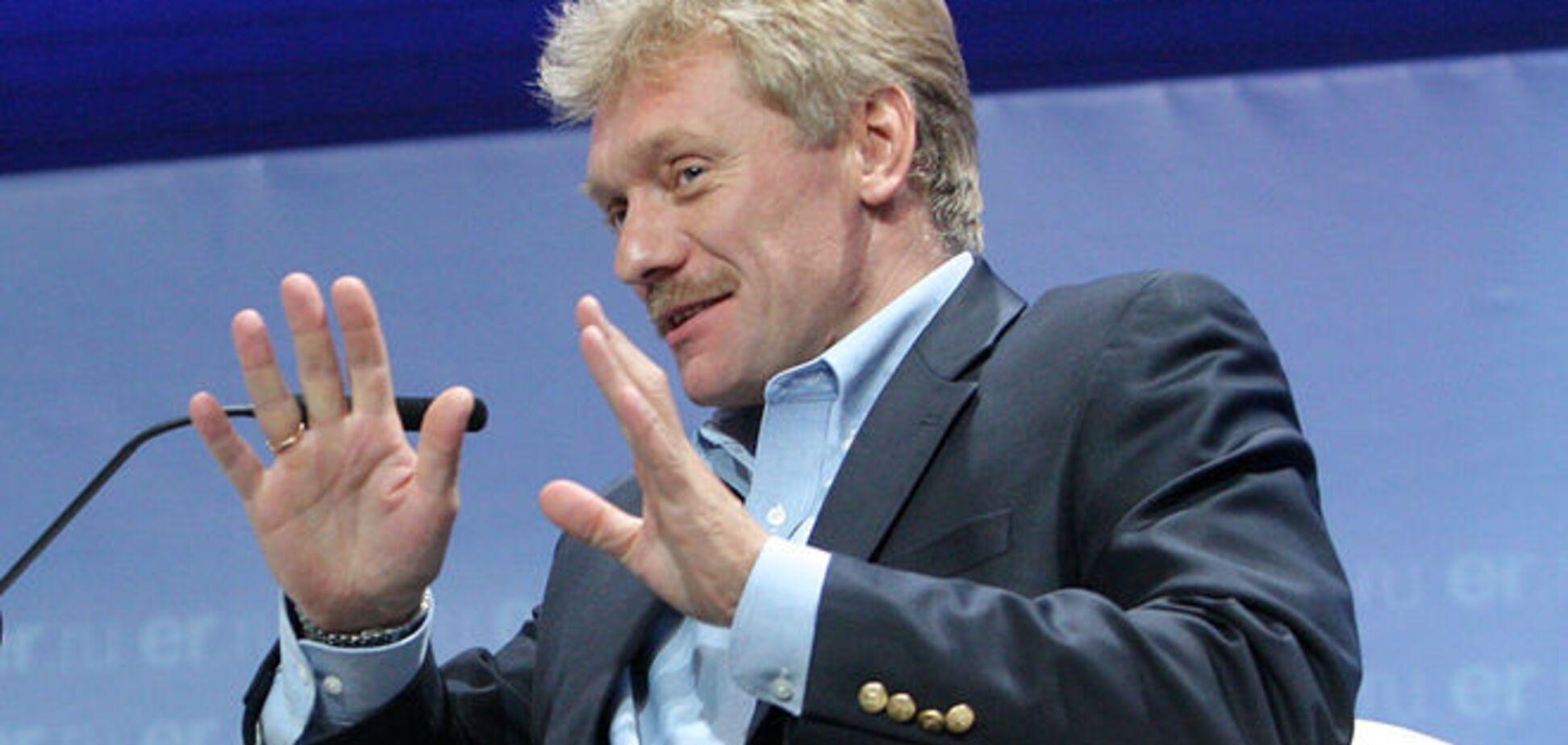 Кремль відхрестився від заяв ЗМІ про збитий терористами 'Боїнг'