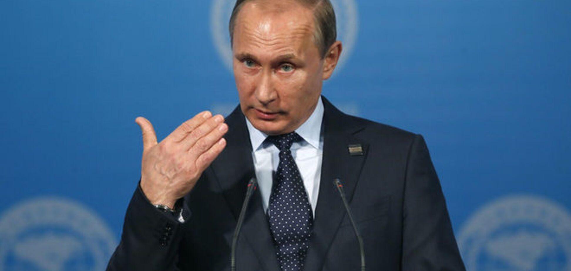 Путін схвалив перенесення виборів до Держдуми: закон підписаний
