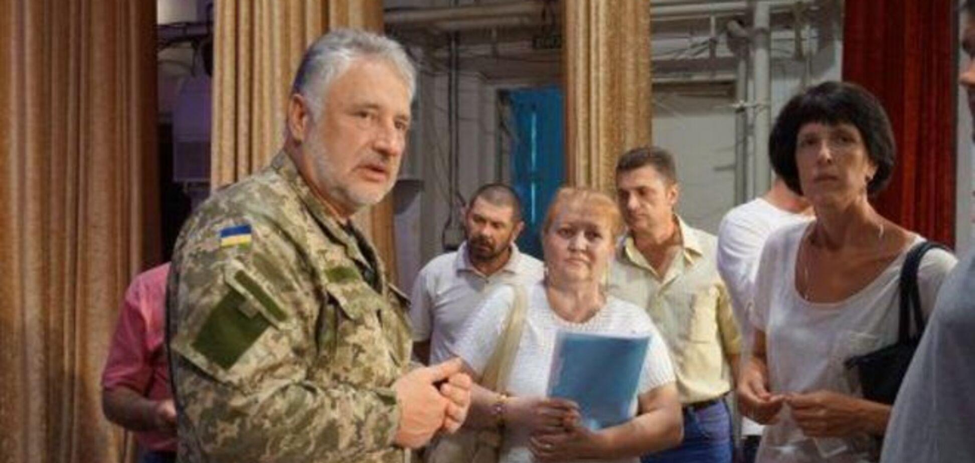 Жебривский рассказал, что на Донбассе 24 года существовал особый строй