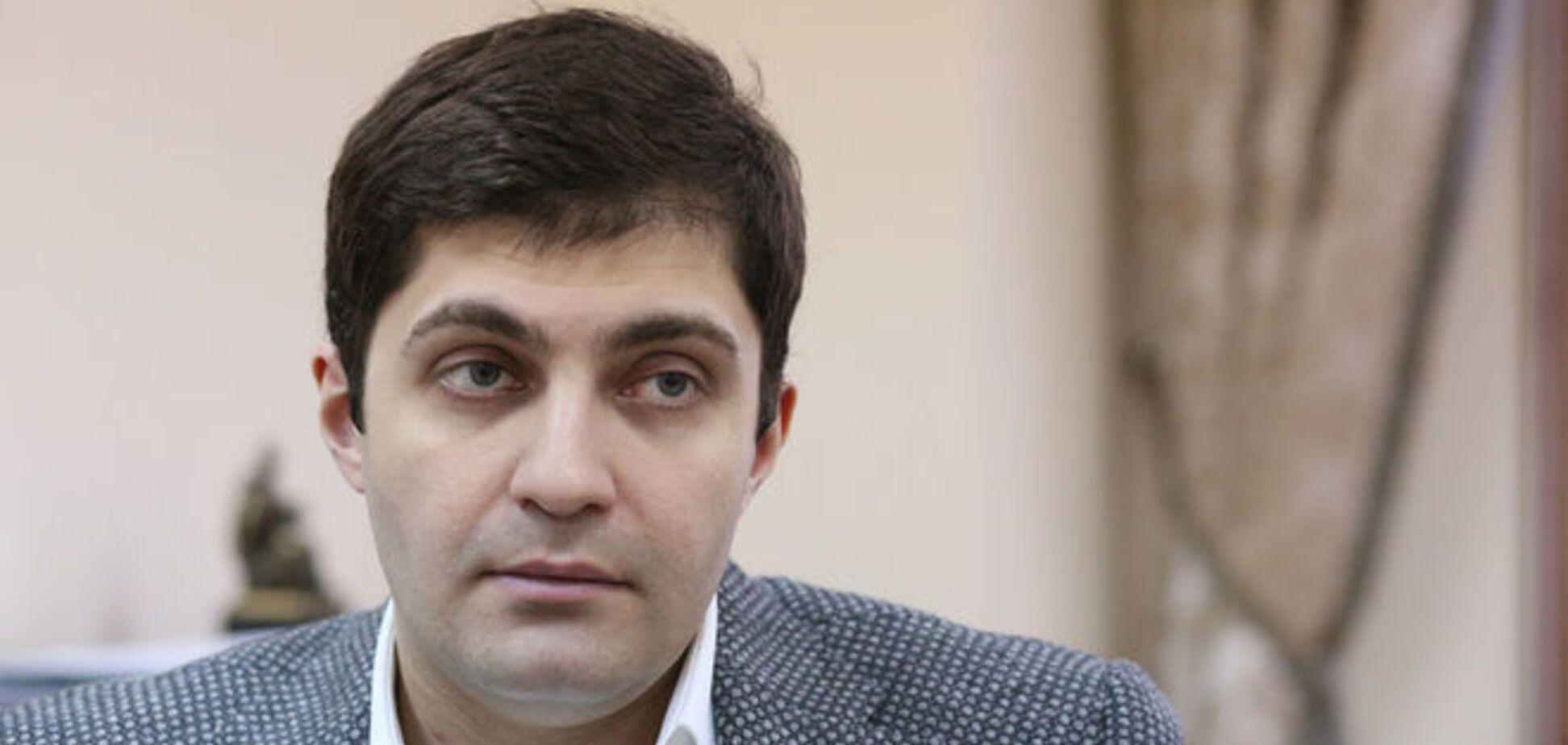 Українкам на замітку: Сакварелізде виявився холостяком