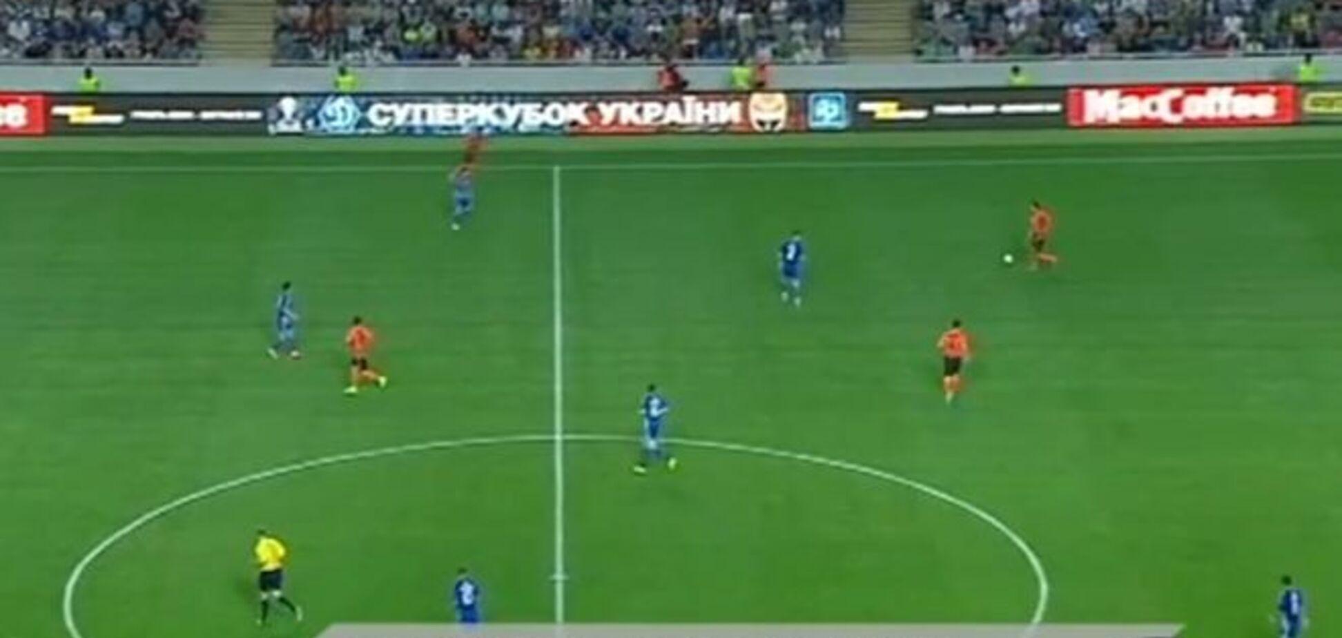 Фанати на Суперкубку показали світові, що таке український патріотизм