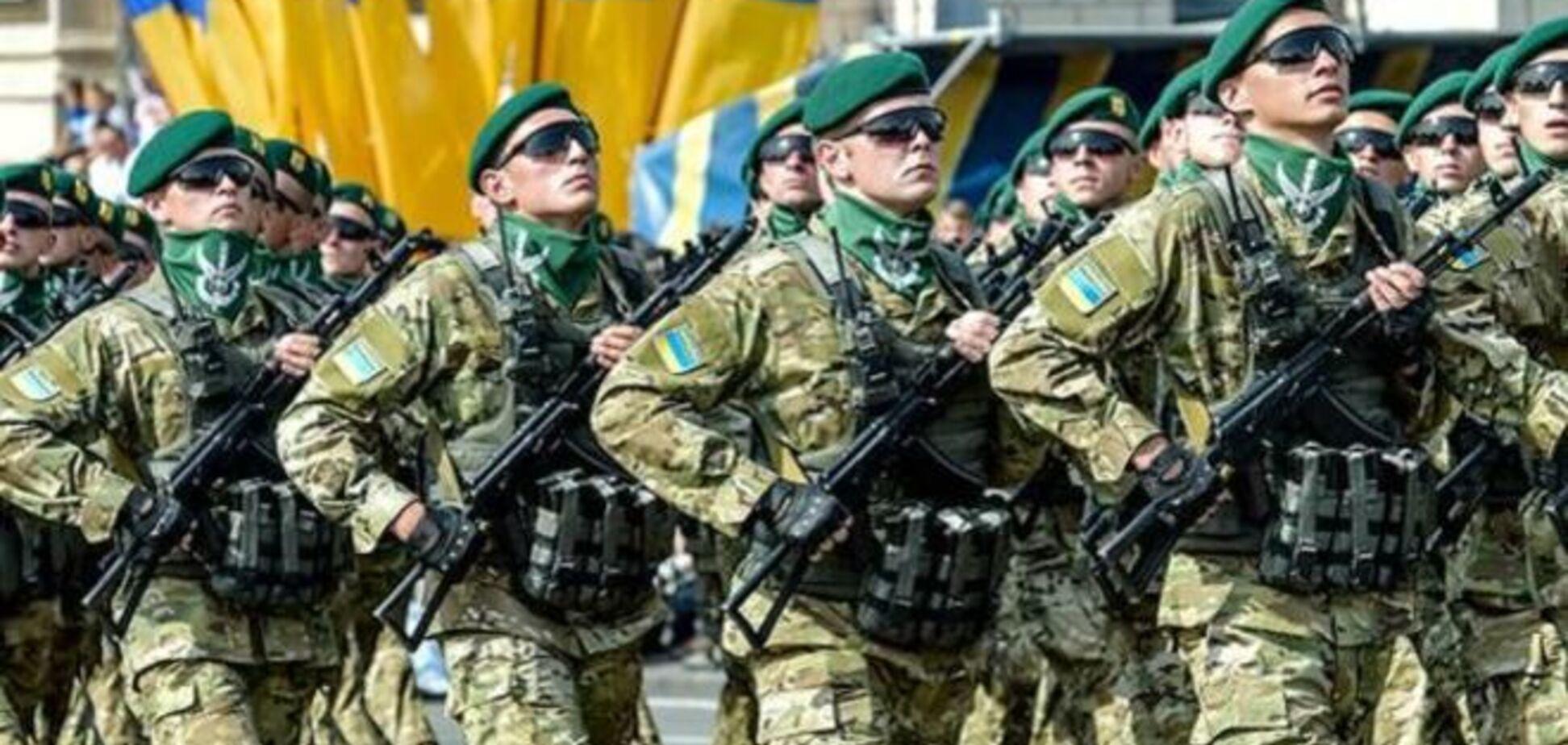 Українську армію спорядять за зразком провідних армій світу