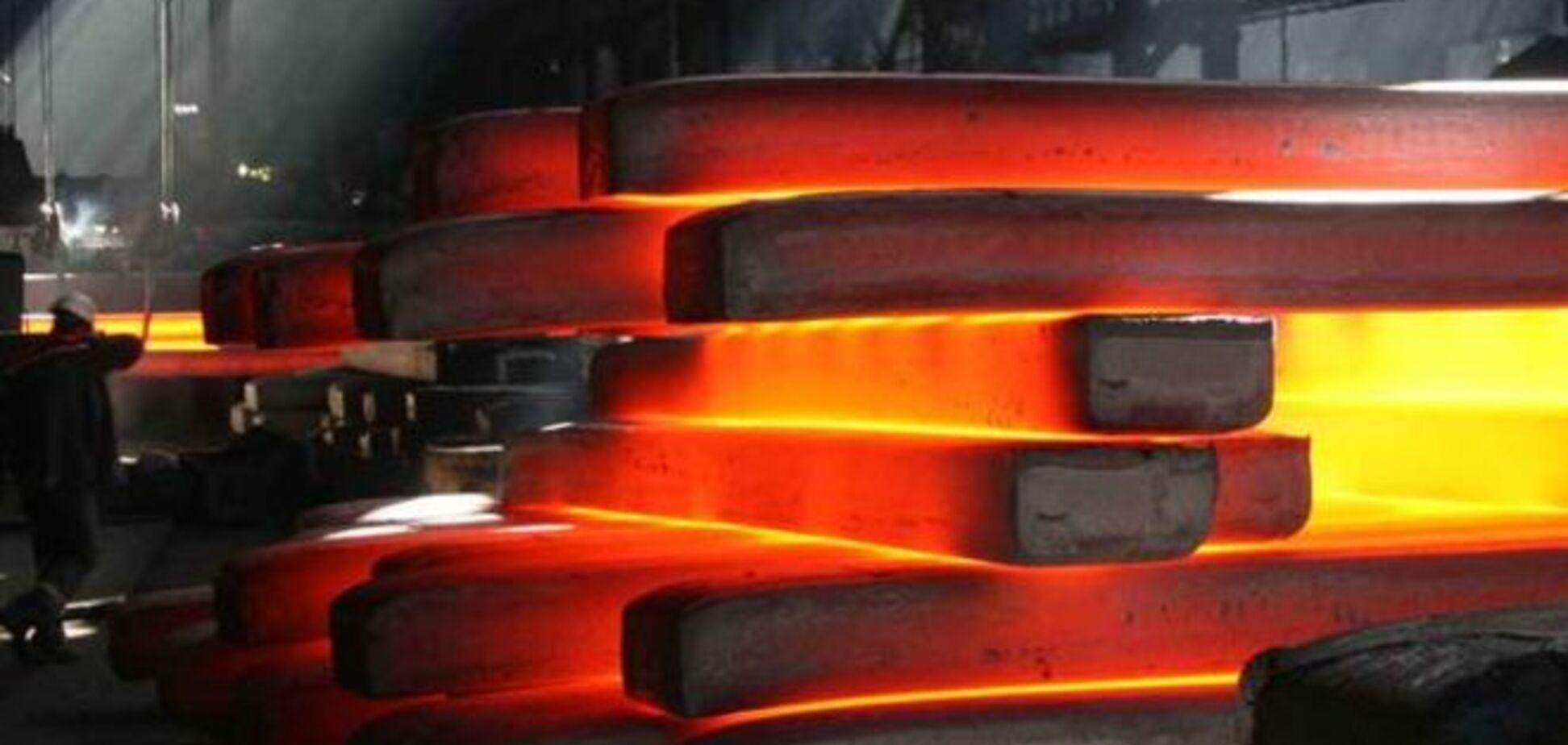 Україна знизила експорт металопродукції на чверть