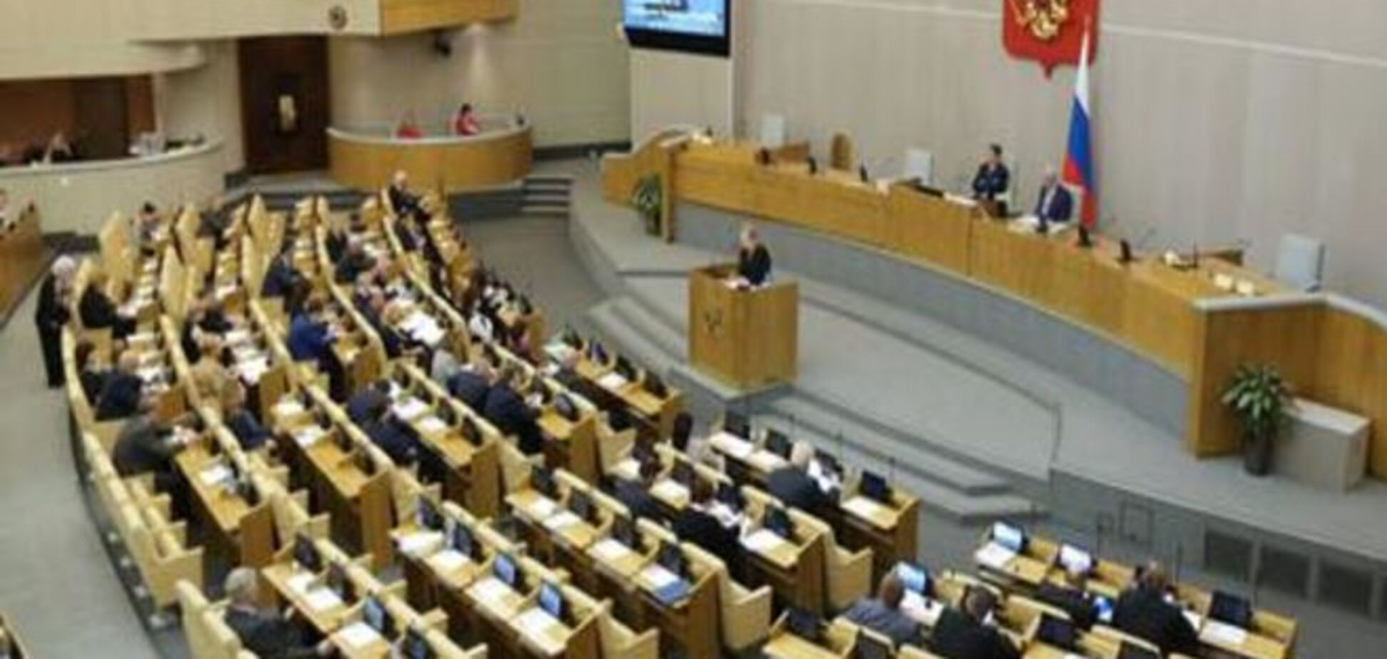 Путін підписав закон про перенесення виборів до Держдуми