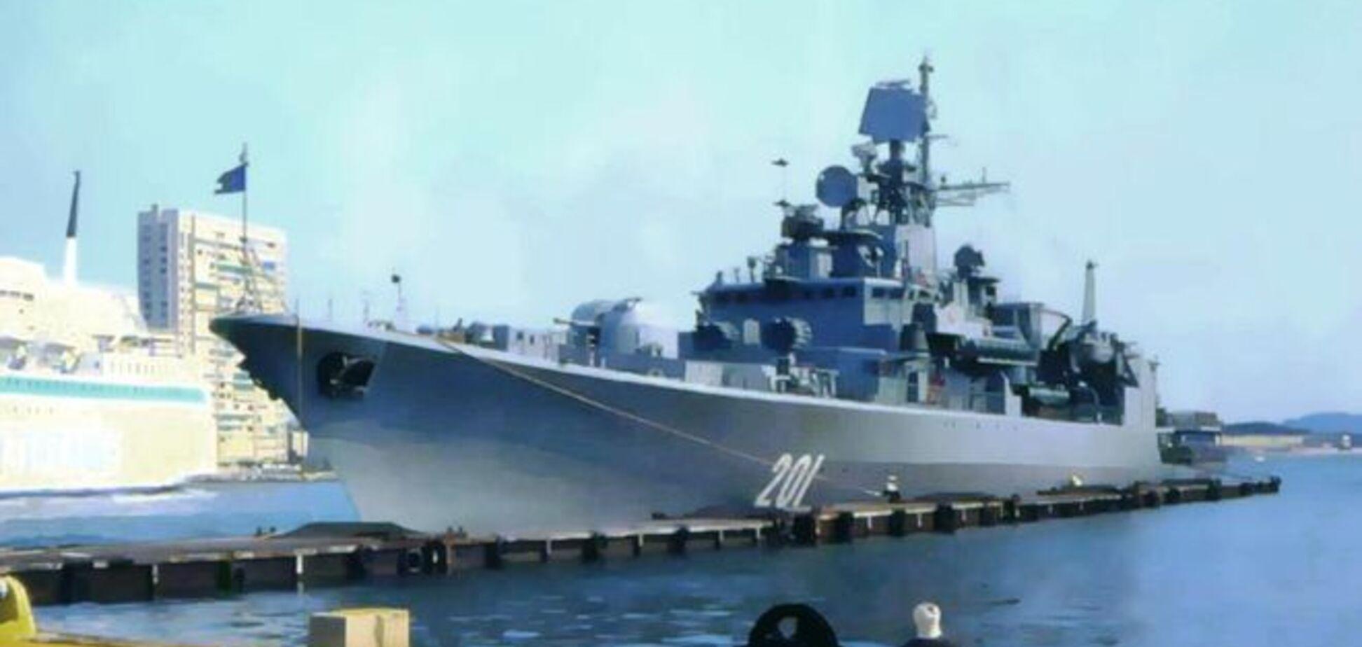 НАТО взял курс на возрождение военного флота Украины