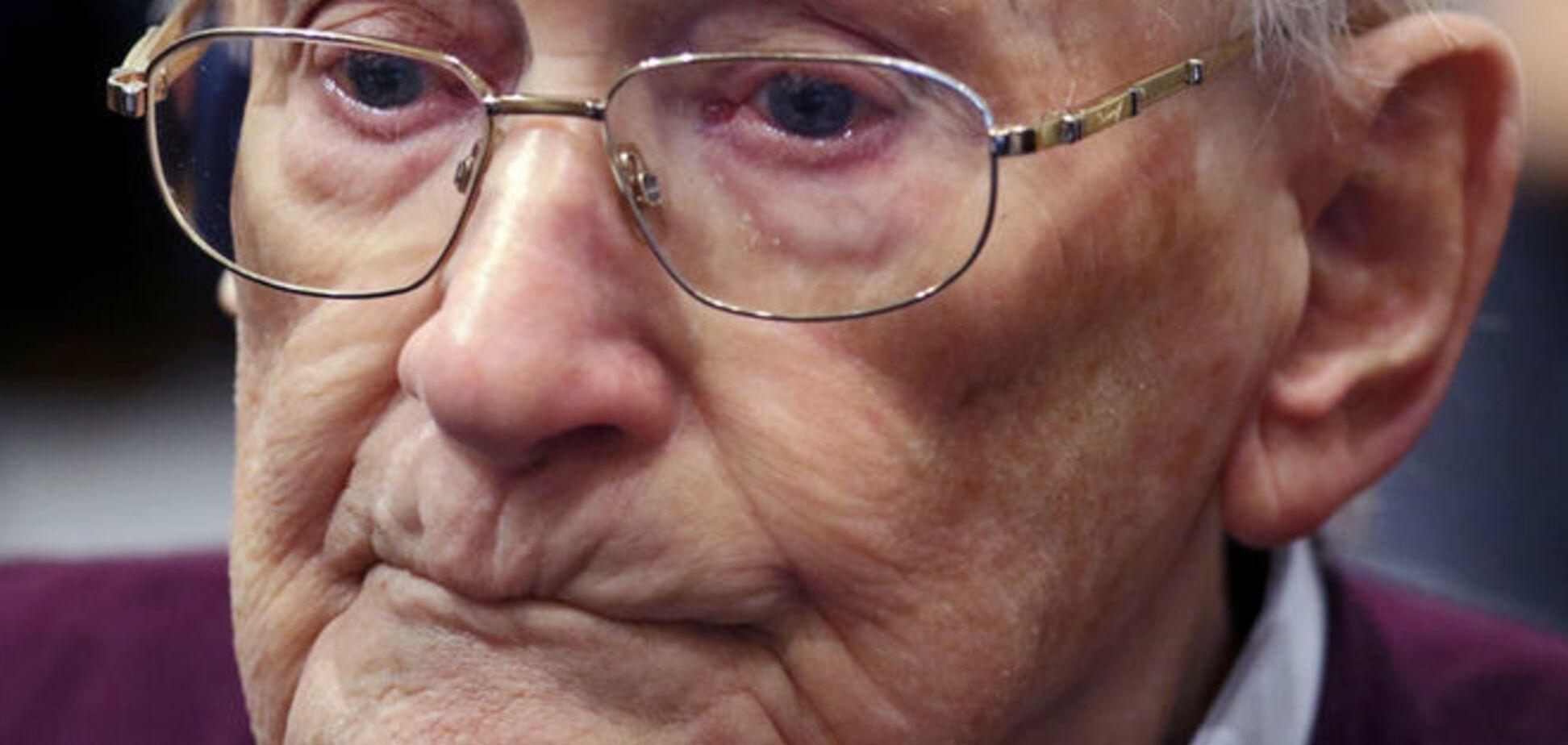 'Бухгалтер Освенцима' засуджений до 4 років в'язниці. Фоторепортаж із зали суду