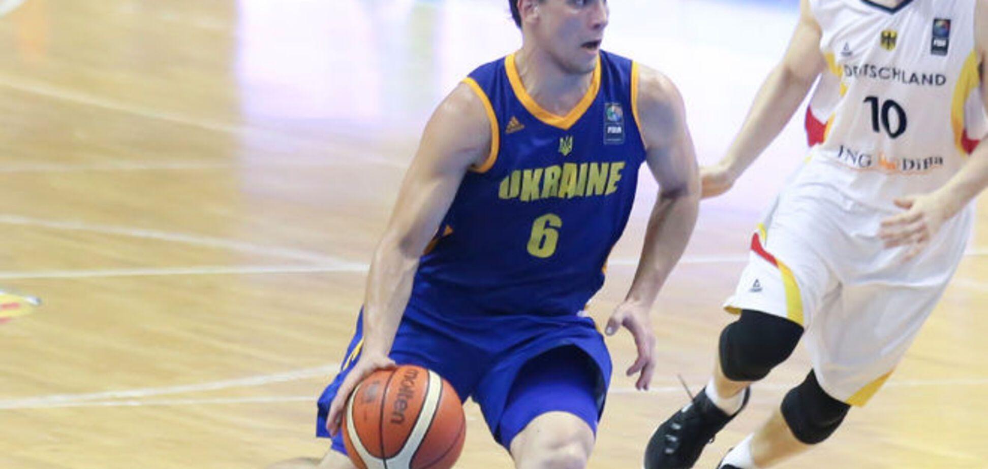 Україна завершила боротьбу за медалі молодіжного Євробаскету