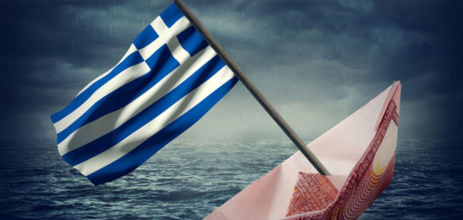Чотири країни ЄС відмовилися фінансувати Грецію - ЗМІ