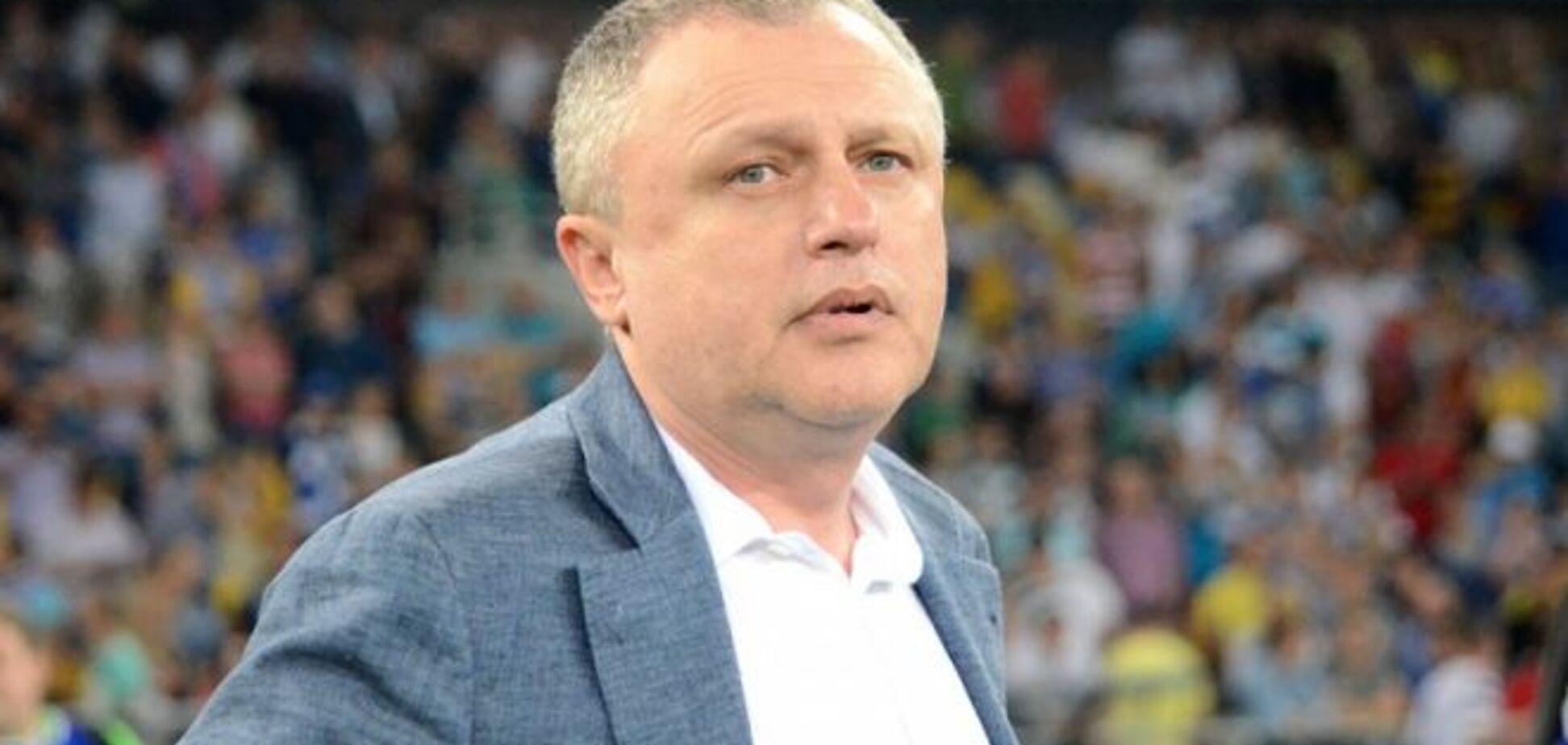 Суркіс оригінально відреагував на поразку 'Динамо' від 'Шахтаря'