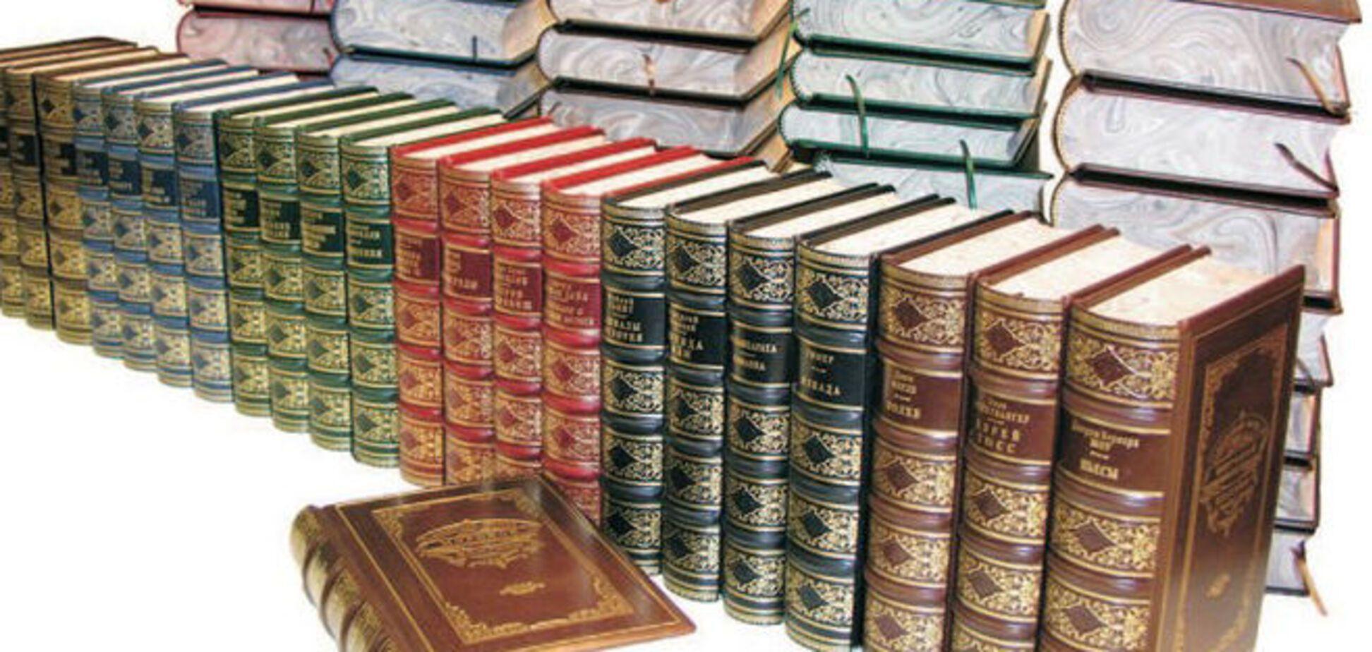 Активісти склали список української літератури необхідної окупованому Криму