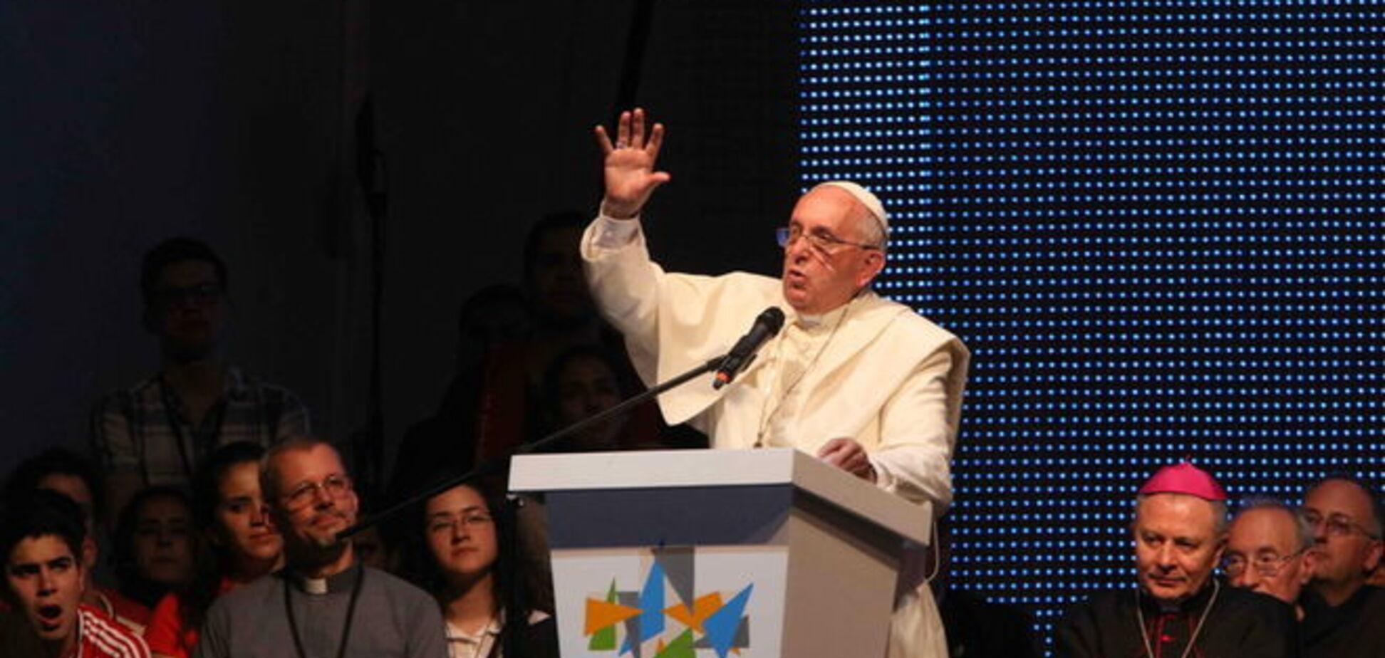 Папа Франциск о греческом кризисе: правительство должно ответить