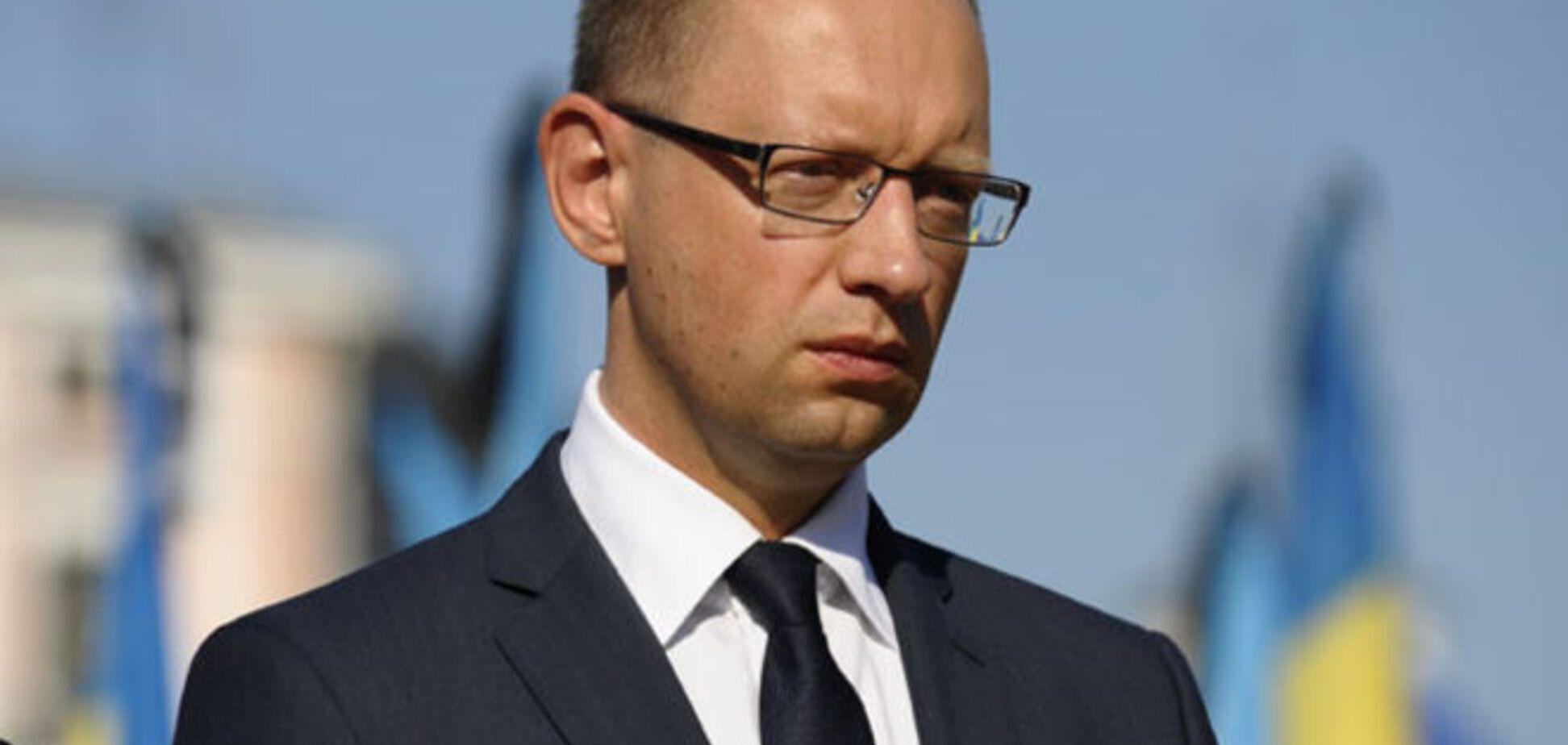 Яценюк розповів, коли Україна стане енергетично незалежною
