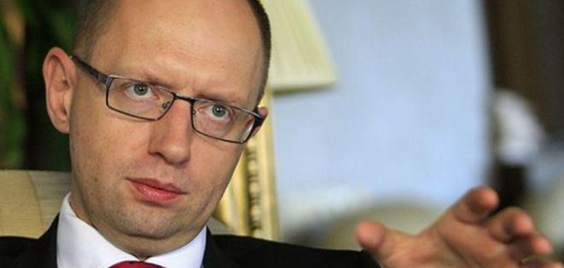Яценюк: Україна буде жорстко економити, як Англія