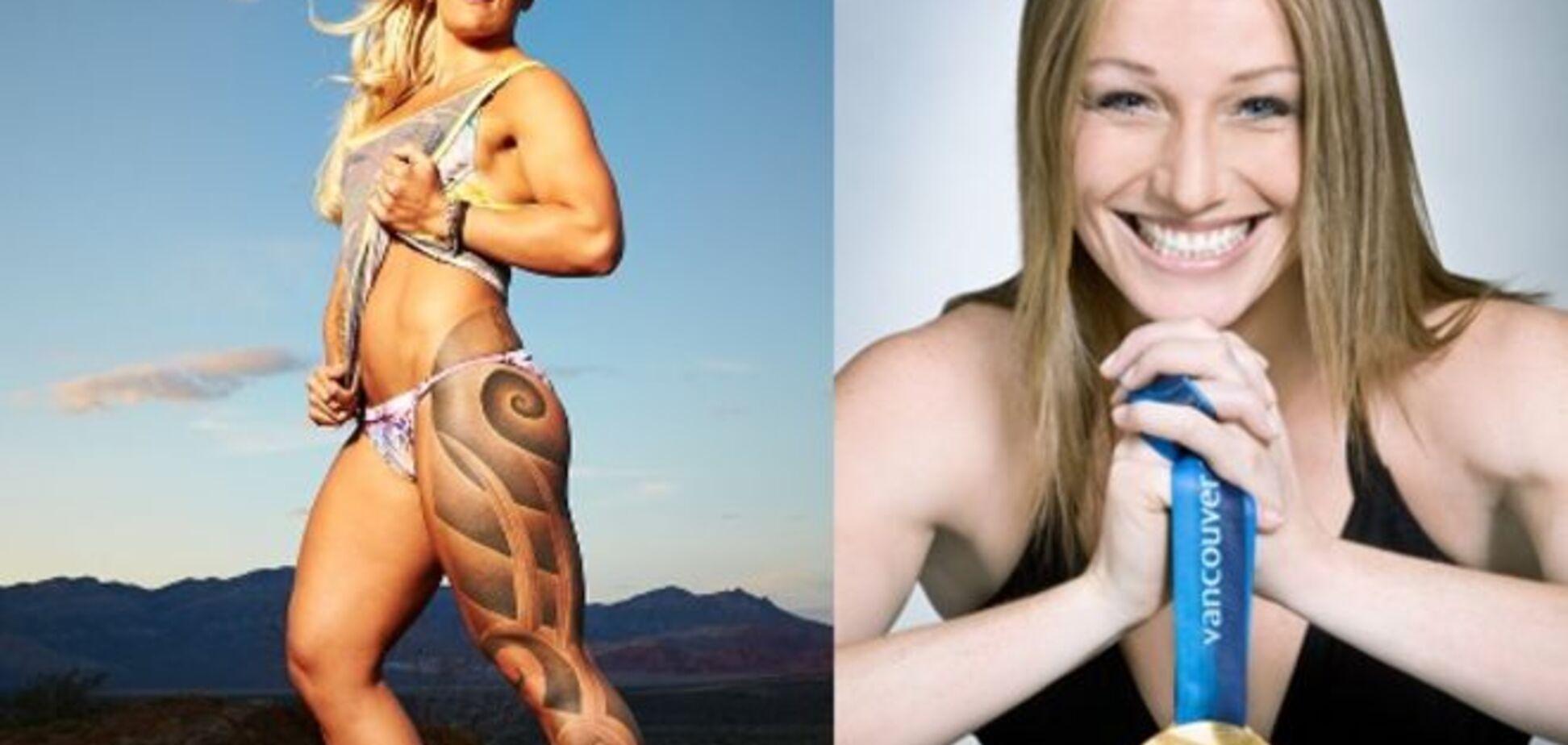 Самая дикая спортсменка удивила обнаженными фотографиями