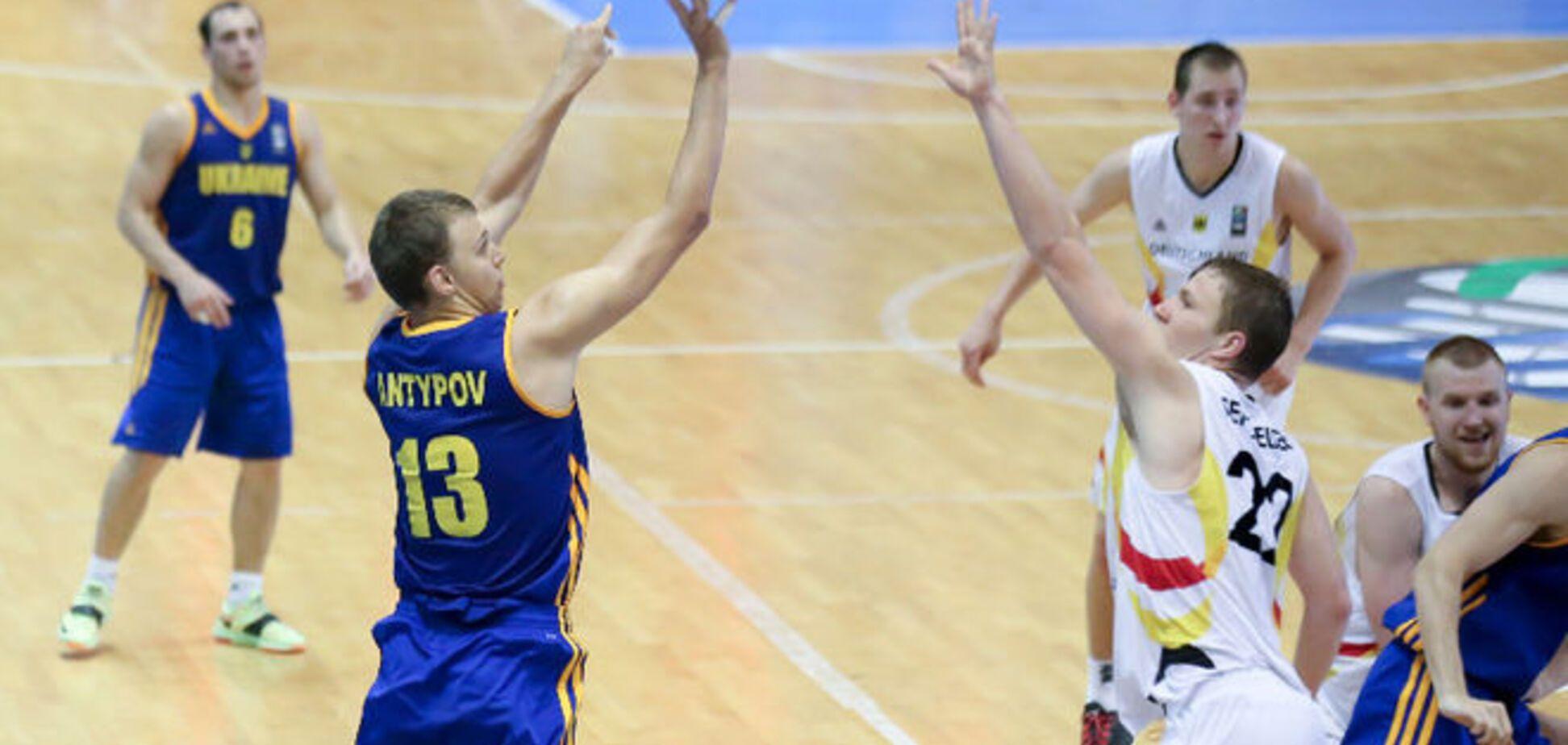 'Литва - Україна' - 28-29: дивитися онлайн відеотрансляцію матчу Євробаскету U-20