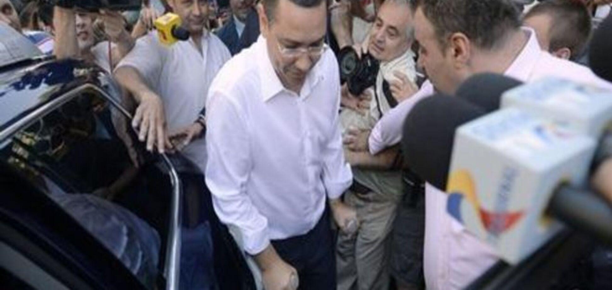Обвинувачений у корупції прем'єр Румунії втрачає підтримку